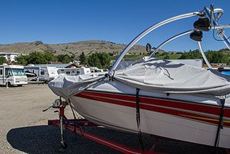 Rv and Boat Storage in Vernon BC