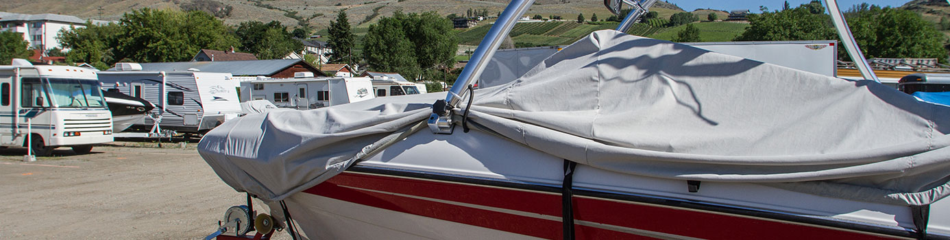 Boat and RV storage